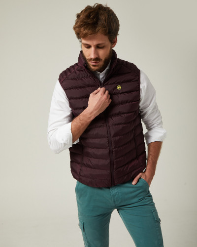 Waistcoat in Thermolite fabric