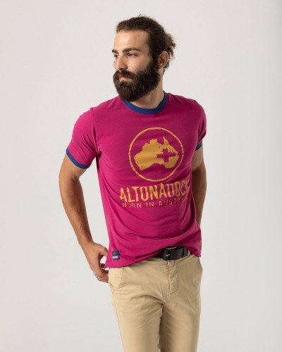 Short sleeve t-shirt with...