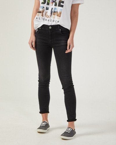 Black denim women's...