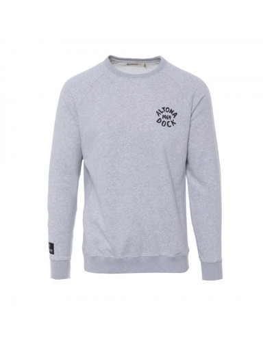 Men's gray sweatshirt