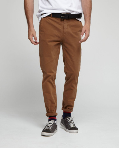 Slim cut trousers